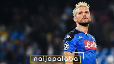 Photo of Dries Mertens keen on London transfer move after talks with Chelsea boss Frank Lampard