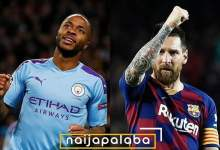 Photo of Leo Messi 'Shirt' is the most wanted thing i want – Raheem Sterling