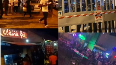 Photo of (photos/videos) Lagos state government seal off Cubana night club for operating illegally
