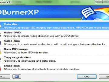 burn pictures to cd with CDBurnerXp