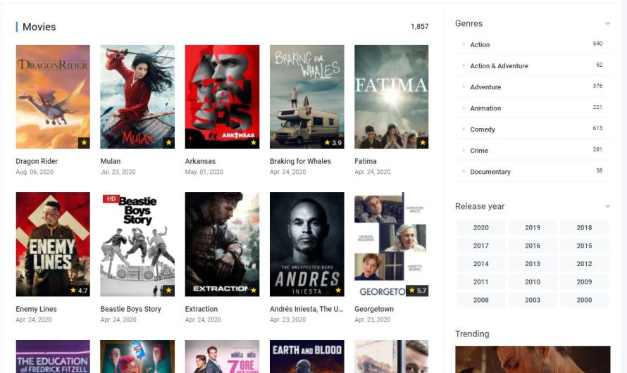 123movies Domain Illegal HD Movies Download