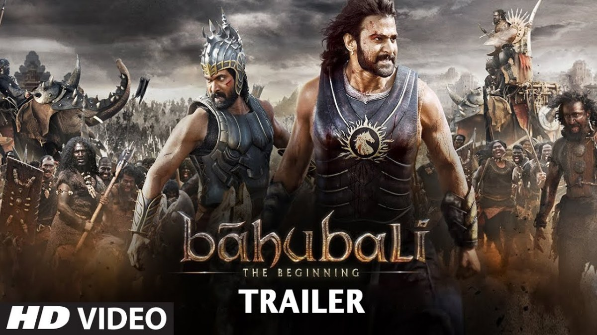 Best Bollywood Movies  - Baahubali