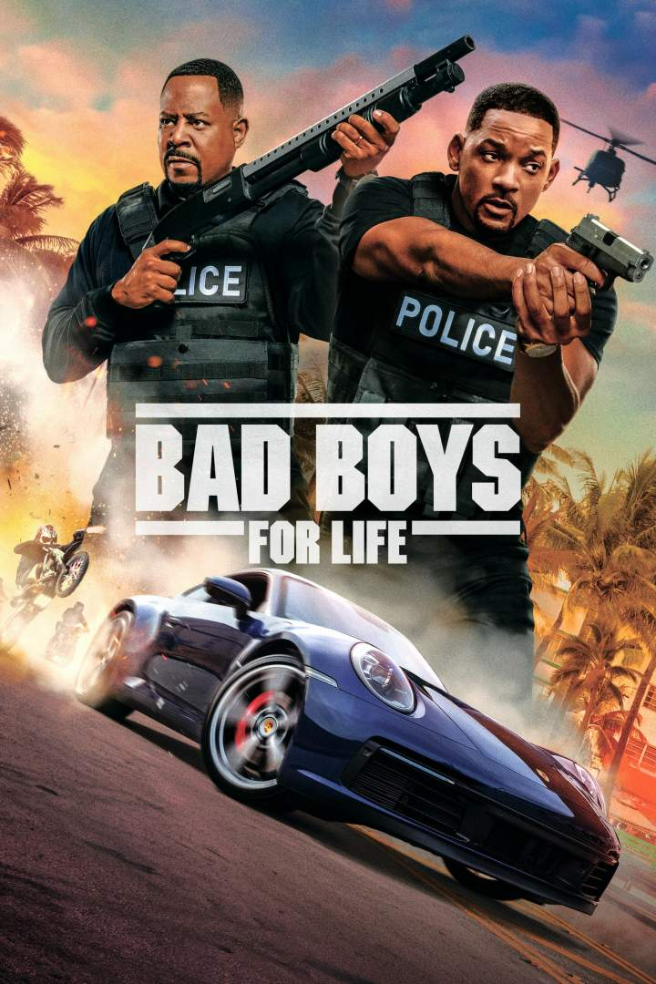 2020 Movies List:  Sony Already Developing 'Bad Boys 4' With Will Smith & Martin