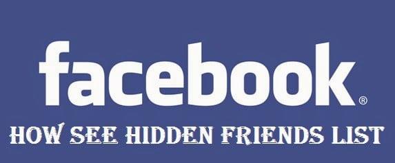 Facebook Friend Mapper Extension | Access Hidden Facebook Friend List