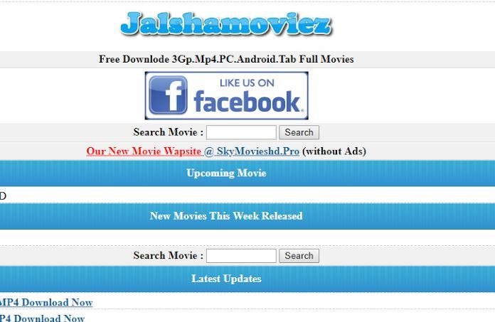 Jalshamoviez: Free Bollywood and Hollywood Hindi-Dubbed Movies