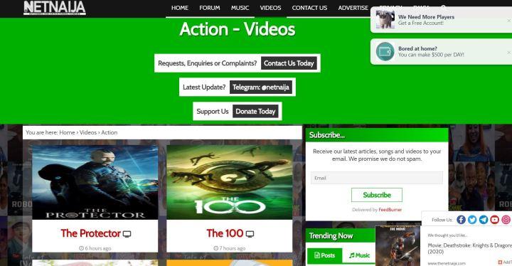 net naija action movies