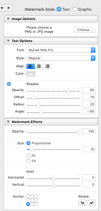 How To Add Watermark in Lightroom(Watermarks Editor Tool)