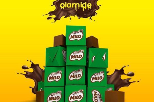 FREE BEAT: Olamide – Choco Milo