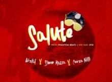 Wizkid Ft. Ceeza Milli X Simon Kassa - Salute 3 Download