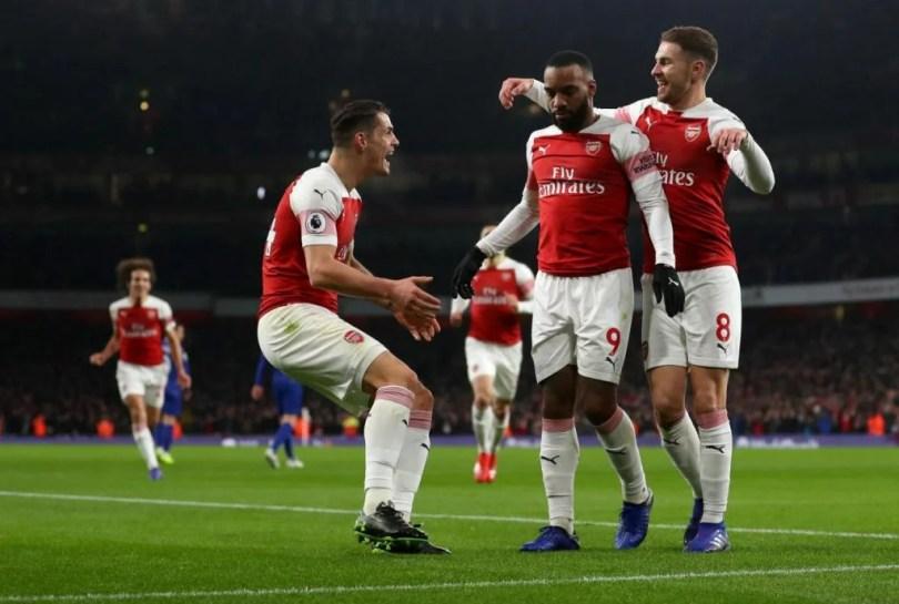 VIDEO: Arsenal vs Chelsea 2-0 EPL 2019 Goals & Highlights