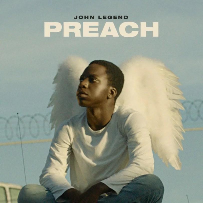 John Legend - Preach Mp3 Audio