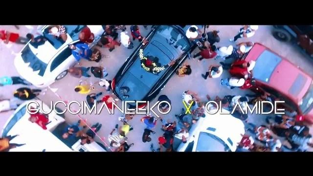 DOWNLOAD VIDEO: Guccimaneko ft  Olamide - Follow Me - NaijaRemix