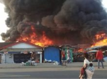 Not Again! Another Outburst Fire Hits Lagos Today! 43 Download