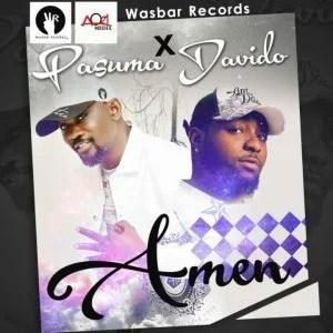 Pasuma ft. Davido - Amen Mp3 Audio Download