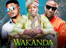DJ MagicBeatz Ft. Nawty Nature x Seriki - Wakanda 14 Download