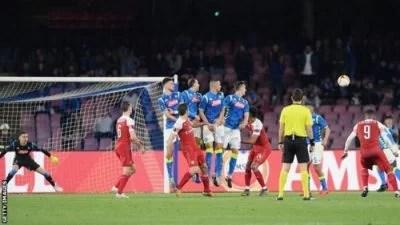 VIDEO: Arsenal Vs Napoli 1-0 Europa League 2019 Goals Highlights Mp4  Download