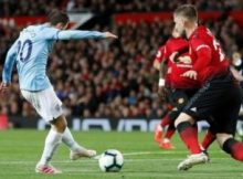 VIDEO: Manchester City Vs Man United 2-0 EPL 2019 Goals Highlights 16 Download