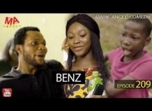 VIDEO: Mark Angel Comedy - BENZ (Episode 209) 17 Download