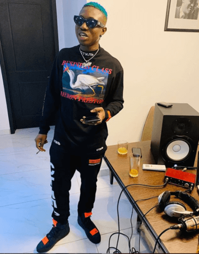 "Free Naira Marley: Zlatan Set To Release ""4 Days in OkoTie EBoh"" ... Listen To Snippet 1 Download"