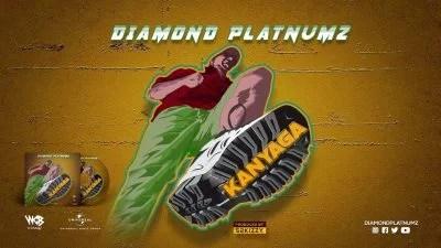 Diamond Platnumz - Kanyaga Mp3 Audio Download