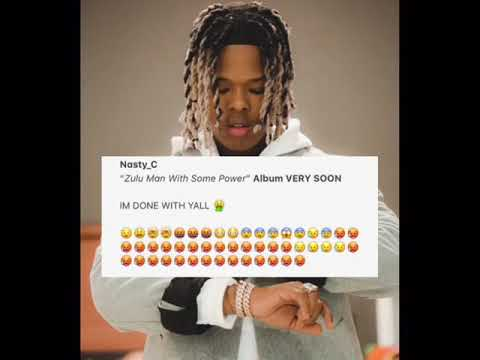 Nasty C - Zulu Man With Some Power Mp3 Audio Download