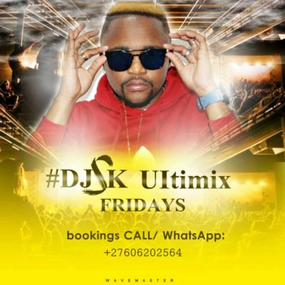 DJ SK - UltiMix Fridays 2019 (Mixtape) Mp3 Zip Audio Free Download