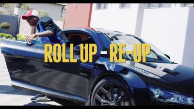 Emtee - Roll Up (Re Up) Ft. Wizkid & AKA (Audio + Video) Mp3 Mp4 Download