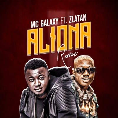 MC Galaxy ft Zlatan   Aliona Remix - AUDIO MP3: MC Galaxy Ft. Zlatan – Aliona (Remix)