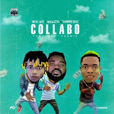 by Seyi Ace Ft. Magnito & Payper Boi - Collabo Mp3 Audio Download