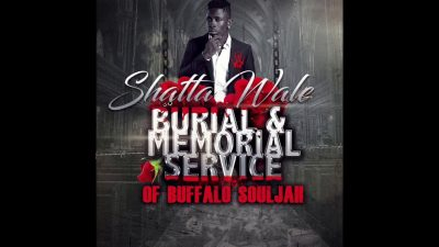 by Shatta Wale - Burial & Memorial of Buffalo Souljah (Part 2 Diss) Mp3 Audio Download