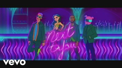 VIDEO: Becky G, Digital Farm Animals - Next To You Part II ft. Rvssian, Davido Mp4 Download
