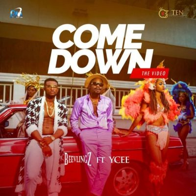 VIDEO: Beevlingz - Come Down Ft. Ycee Mp4 Download