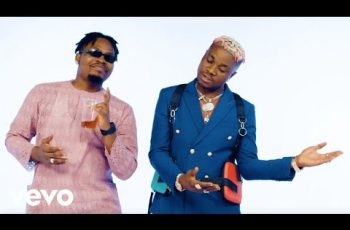 VIDEO: Danny S - Waka Jeje Ft. Olamide Mp4 Download