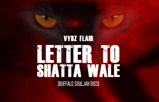 Vybz Flair - Letter To Shatta Wale (Buffalo Souljah Diss) Mp3 Audio Download
