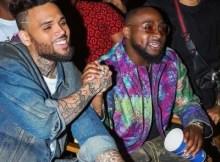 FUN FACT!! Davido Says Chris Brown Has never Danced In The Rain 61 Download