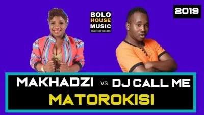 Makhadzi - Matorokisi Ft. Dj Call Me Mp3 Audio Download