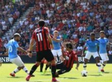 VIDEO: Bournemouth Vs Man City 1-3 EPL 2019 Goals Highlights 9 Download