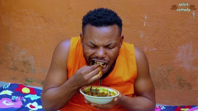 VIDEO: Xploit Comedy - Different Peoples Reaction to food when Sick Mp4 Download