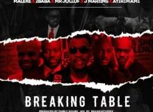 Maleke Ft. 2Baba X Mr Jollof X J Martins X Ayirimami - Breaking Table 1 Download