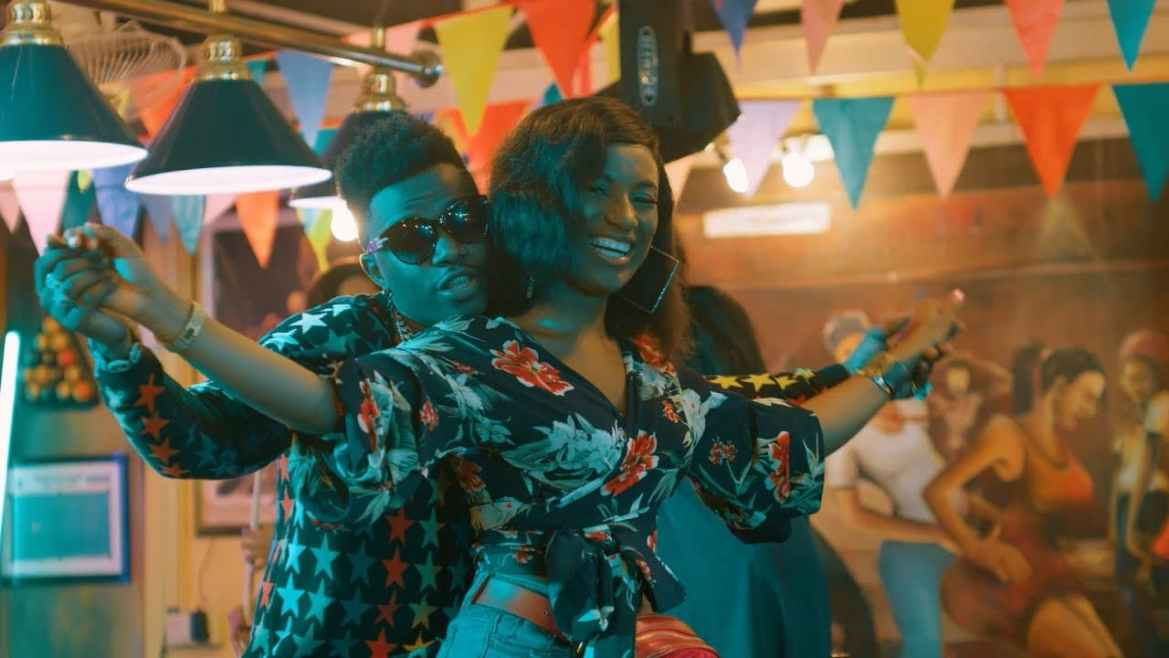Rayvanny Ft. Mayorkun - Gimi Dat (AUDIO + VIDEO) DownloadMp4 Mp3