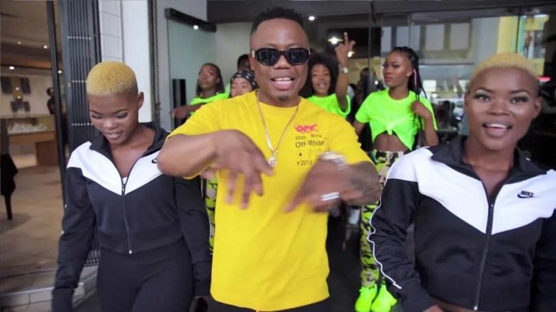 VIDEO: Dj Tira Ft. Dladla Mshunqisi & Campmasters - Woza Mshanami Mp4 Download