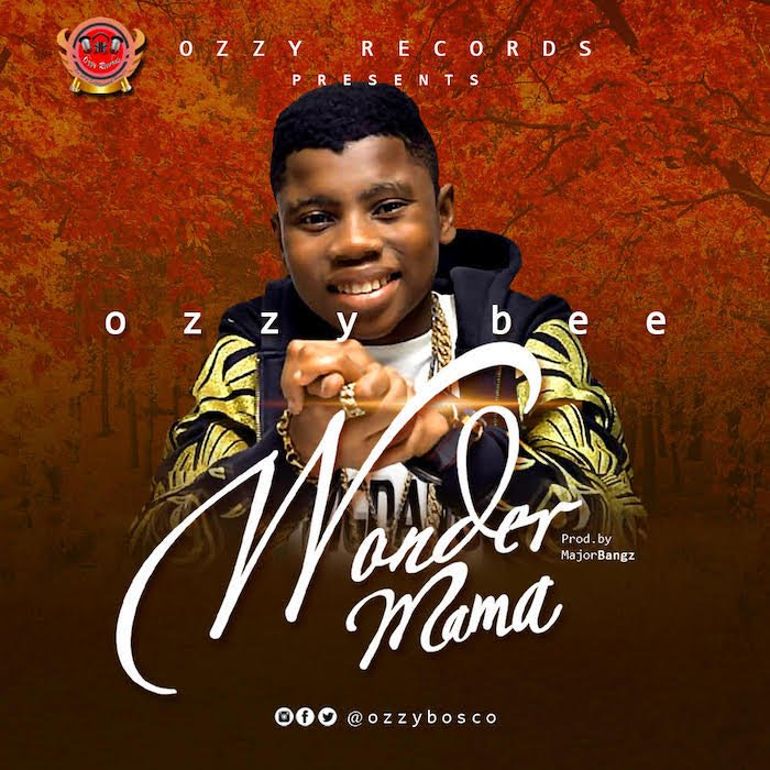 Ozzy Bee - Wonder Mama Mp3 Audio Download