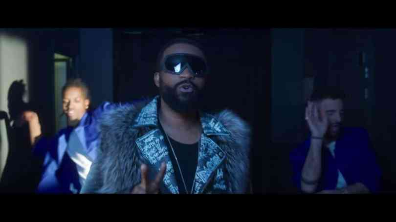 VIDEO: Fally Ipupa - Ca bouge pas Mp4 Download