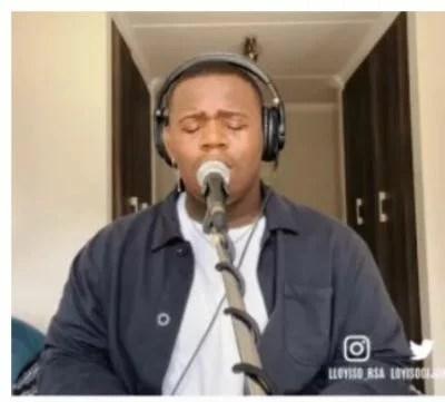Lloyiso - EMcimbini (Cover) Ft. Kabza De Small, DJ Maphorisa Mp3 Audio Download