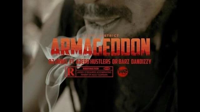 VIDEO: DJ Joenel - Armageddon Ft. Ajebo Hustlers, DanDizzy, Dr Barz Mp4 Download