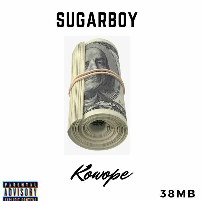 Sugarboy - Kowope Mp3 Audio Download