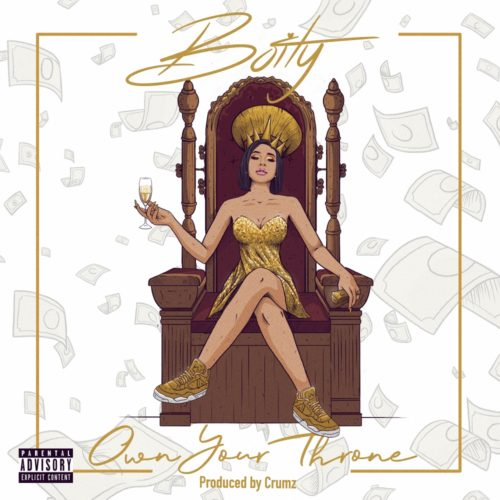 Boity Own Your Throne Mp3 Audio Download