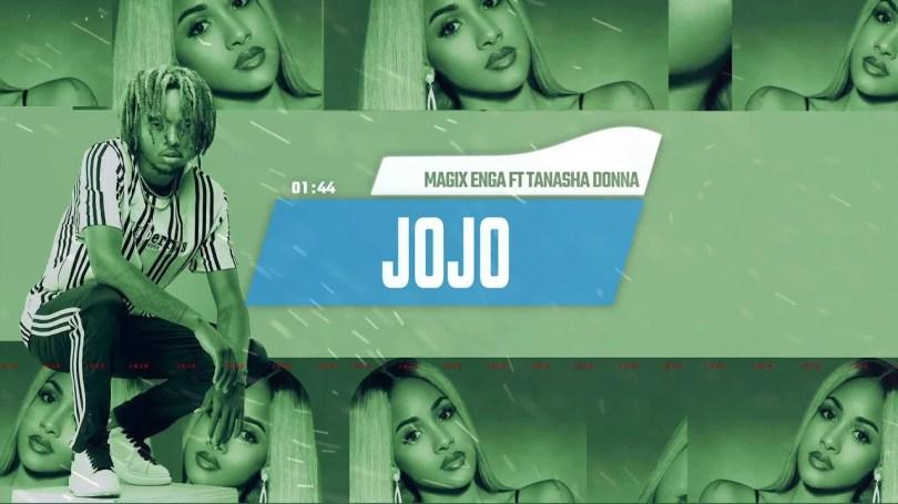 Magix Enga Ft. Tanasha Donna - Jojo Mp3 Audio Download