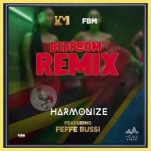 Harmonize Ft. Feffe Bussi - Bedroom (Remix) Mp3
