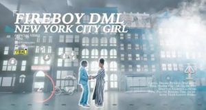 VIDEO: Fireboy DML - New York City Girl Mp4 Download